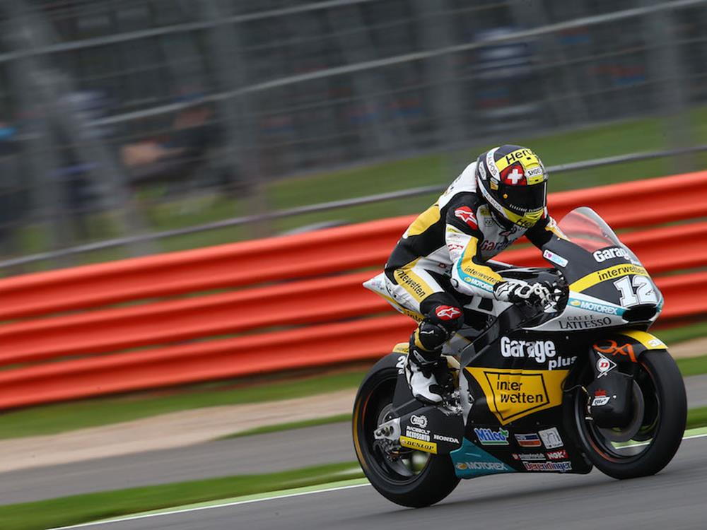 Moto2: Luthi wins as Lowes taken out by title rival Zarco | MCN