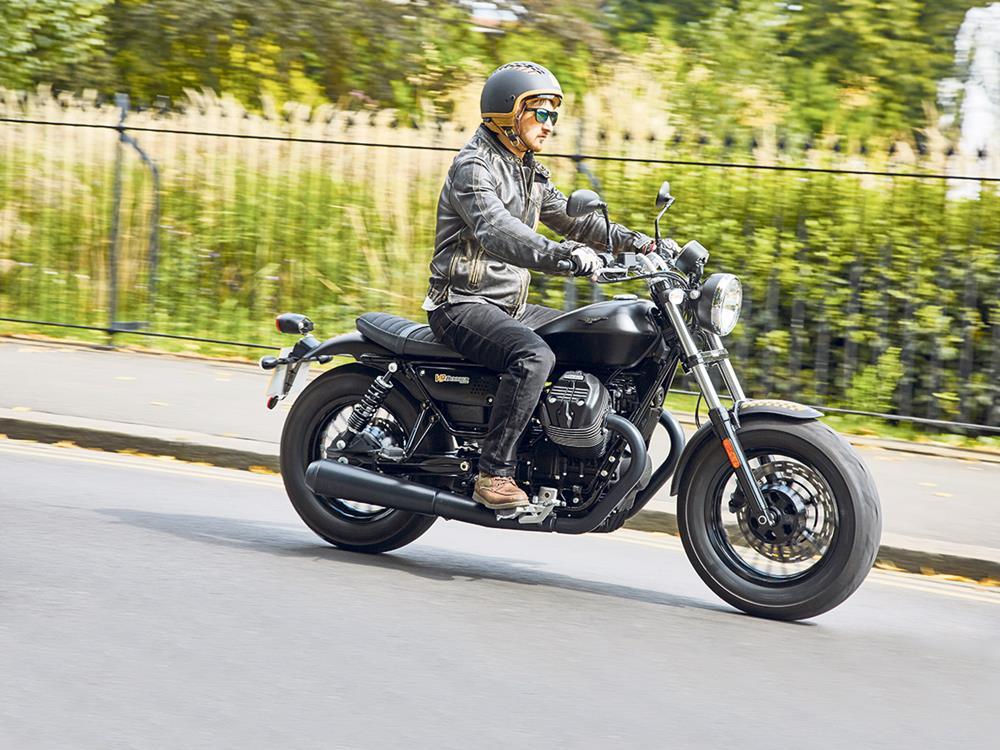 first ride: moto guzzi v9 bobber | mcn