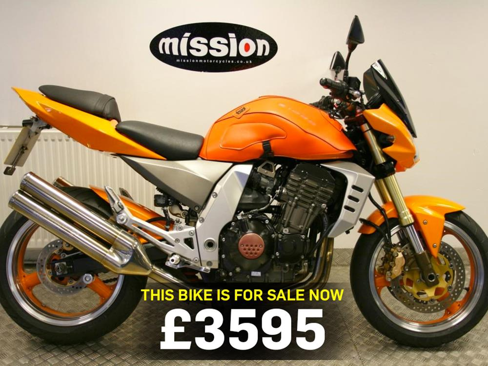 Bike Of The Day Kawasaki Z1000