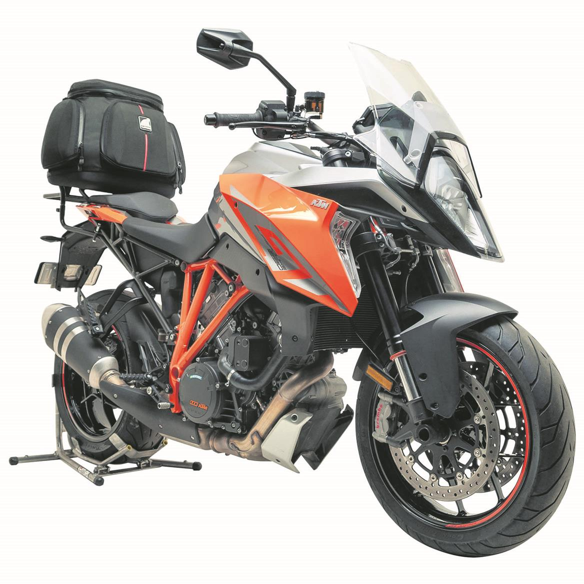 ventura luggage for ktm 1290 super duke gt rrp £340 | mcn
