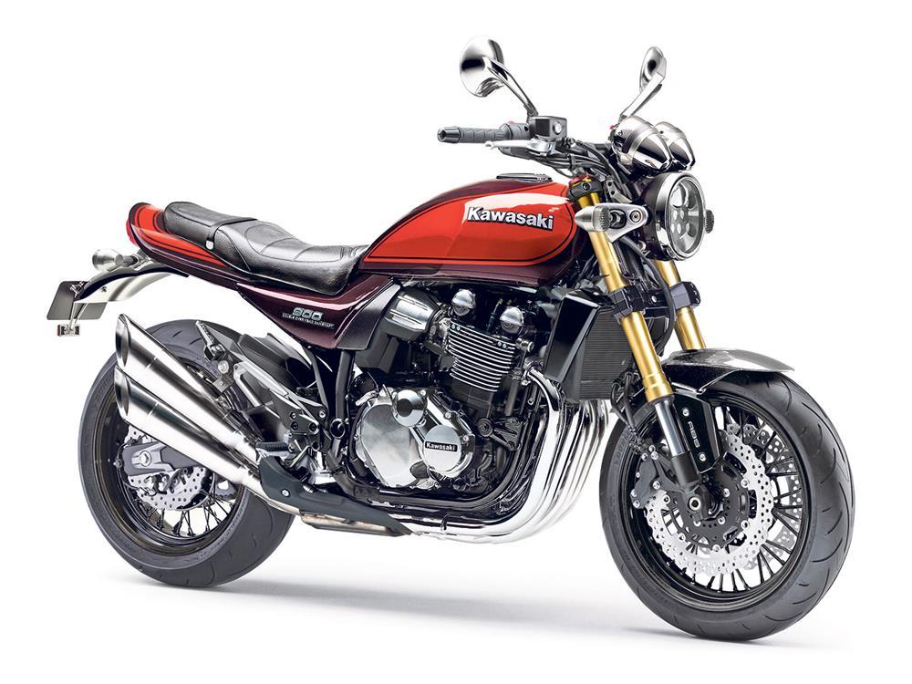 Kawasaki Z900RS Retro Imminent