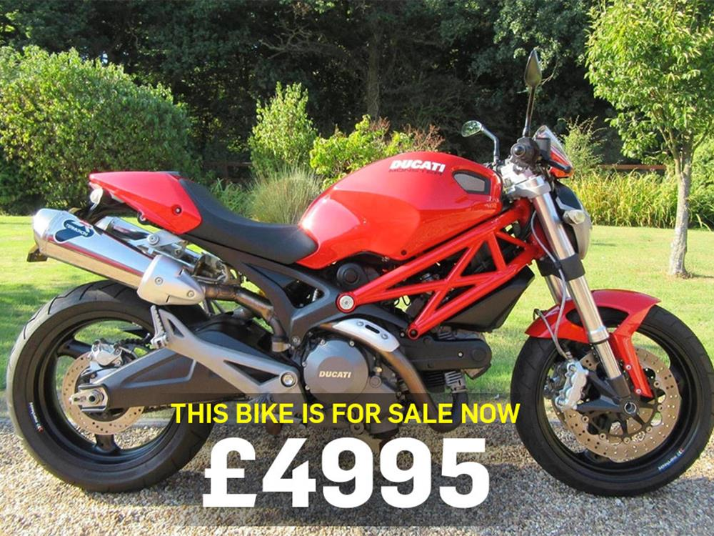 bikes that made us: ducati monster   mcn