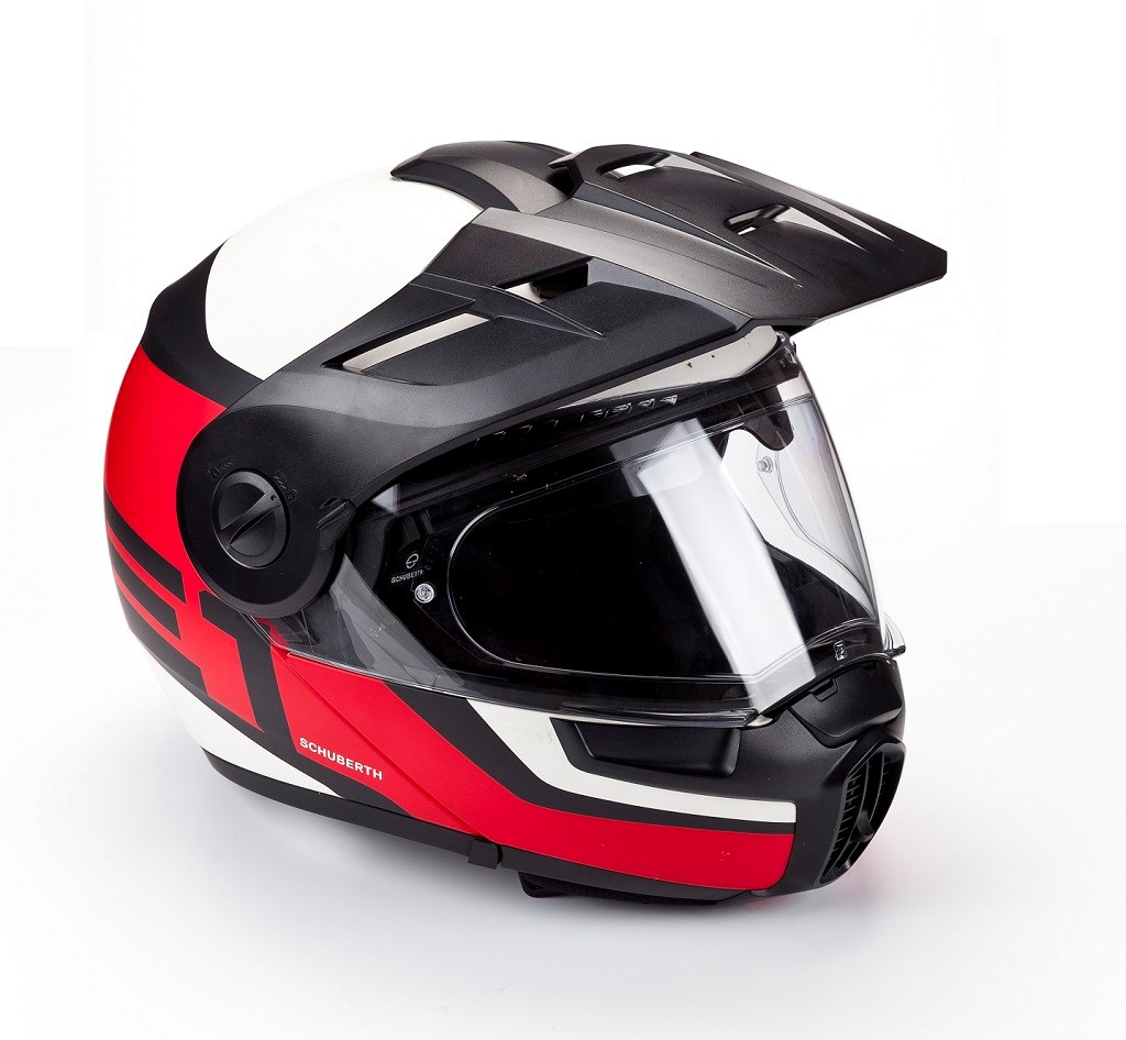 Schuberth S2 Review >> Schuberth E1 helmet review (£599.99) | MCN