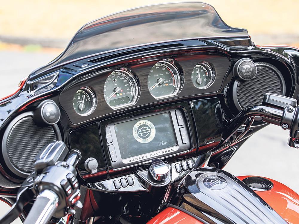 Harley-Davidson CVO Street Glide first ride | MCN
