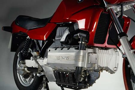 Buyers guide to the BMW K100