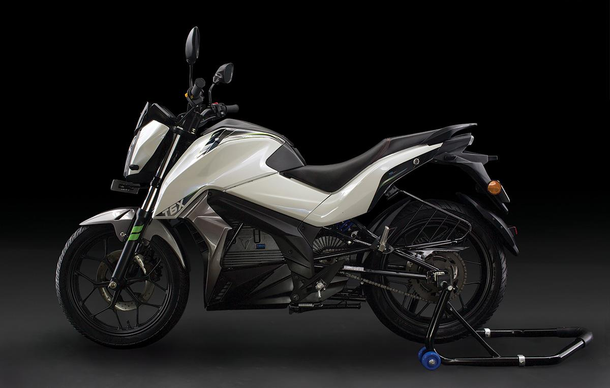the tork t6x is india 39 s first electric motorcycle mcn. Black Bedroom Furniture Sets. Home Design Ideas