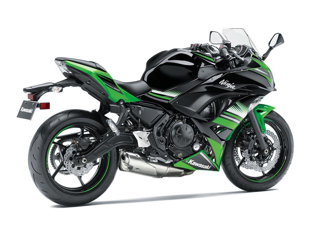 intermot: kawasaki ninja 650 replaces er-6f | mcn