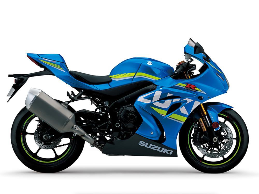 Intermot: All-new 2017 Suzuki GSX-R1000R revealed