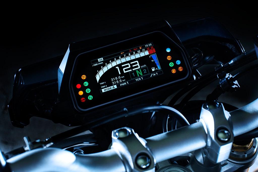 Intermot Hot New 2017 Yamaha Mt 10 Sp Revealed Mcn