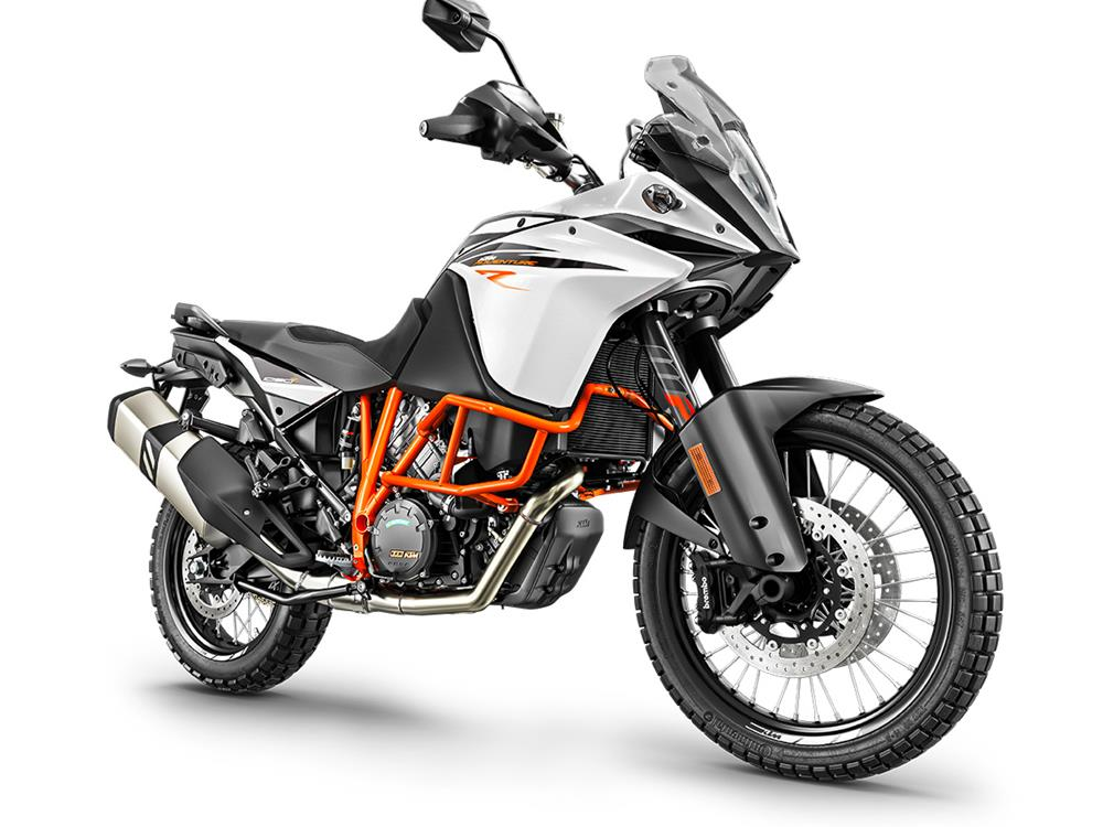 Intermot: New KTM 1090 Adventure R unveiled