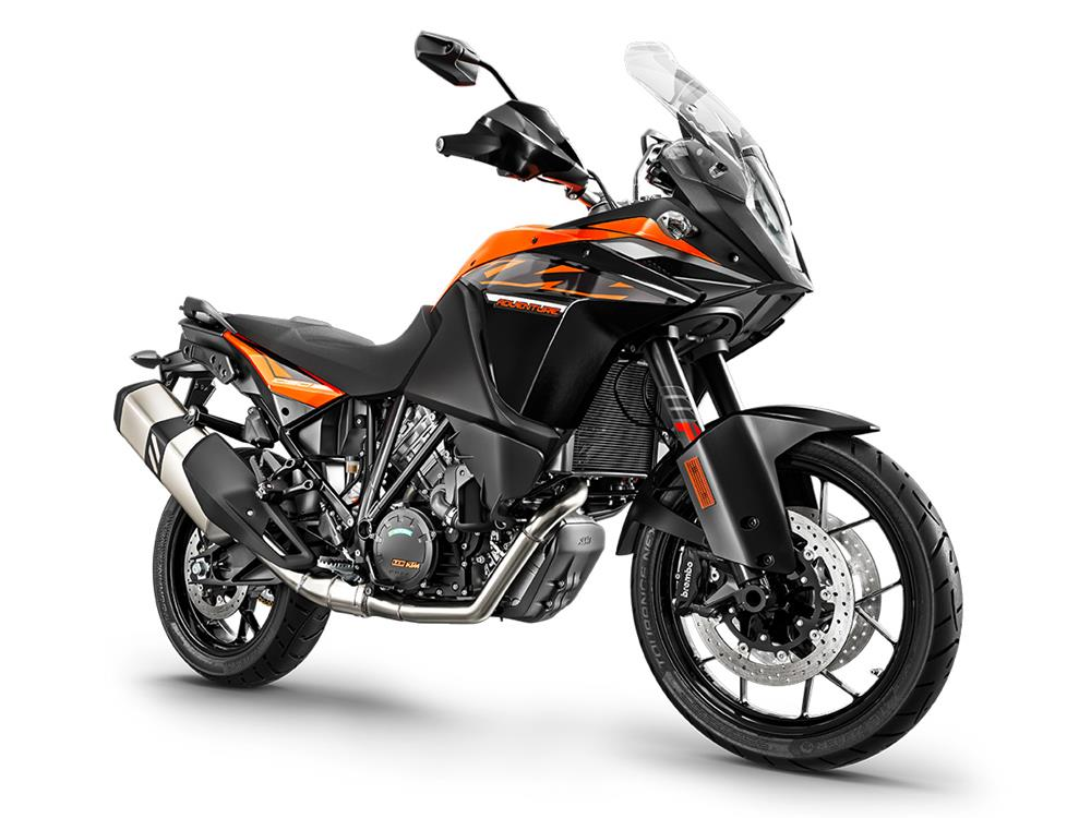 Intermot: New KTM 1090 Adventure revealed
