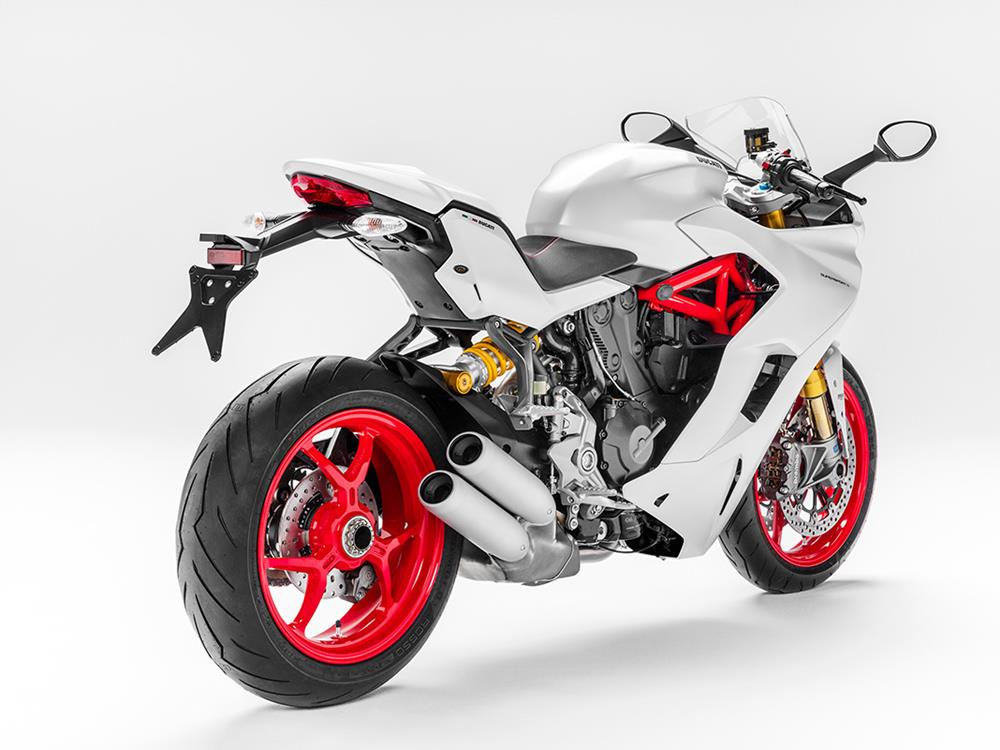 intermot: ducati supersport revealed | mcn