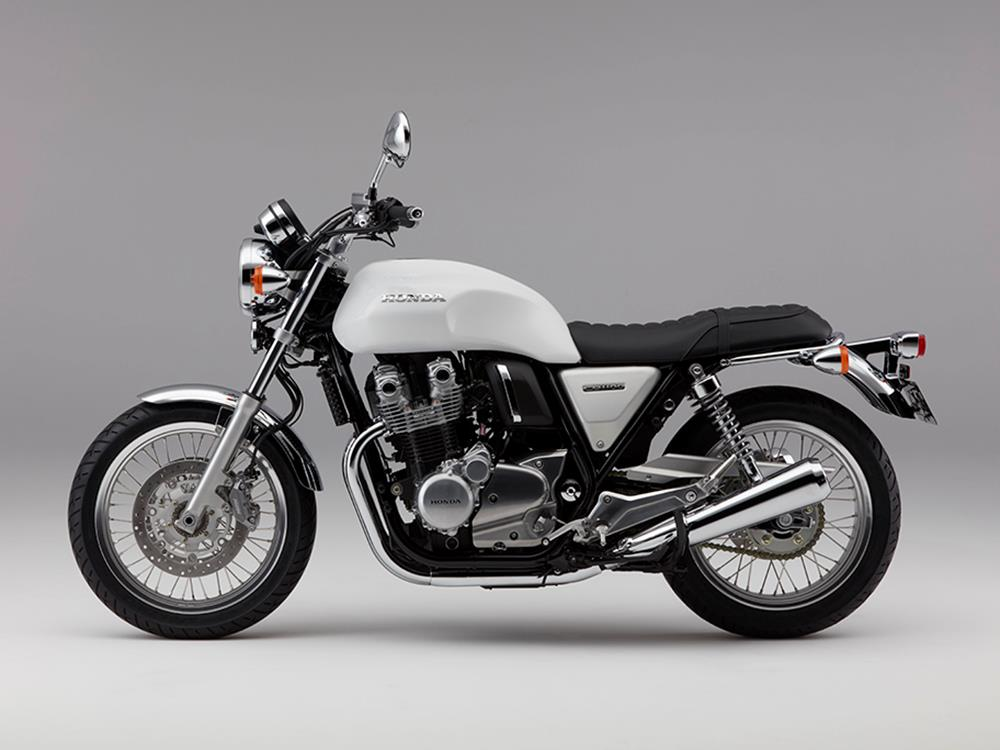 Intermot Retro Honda Cb1100ex Updated For 2017 Mcn