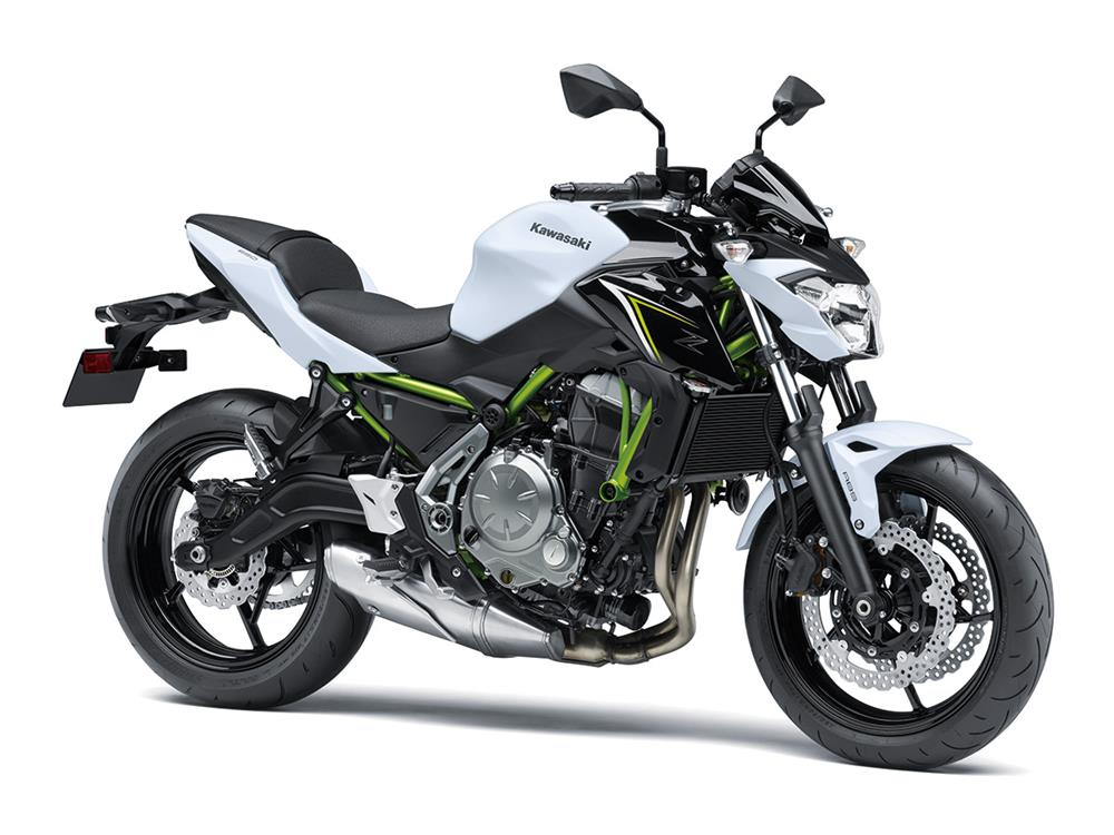 Kawasaki Announces Z900 And Z650