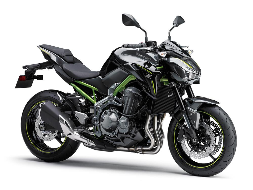 kawasaki announces z900 and z650 | mcn