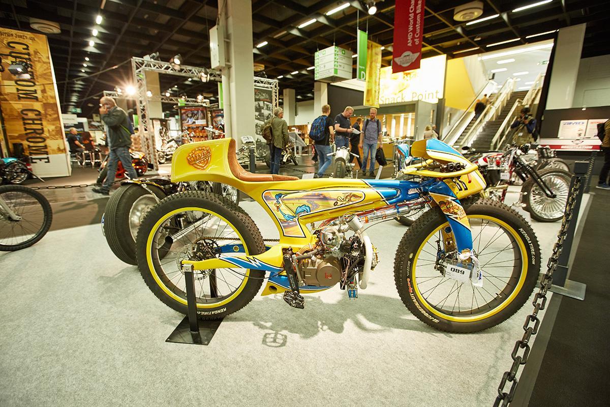 Top 10 Amd World Championship Of Custom Bike Building Mcn