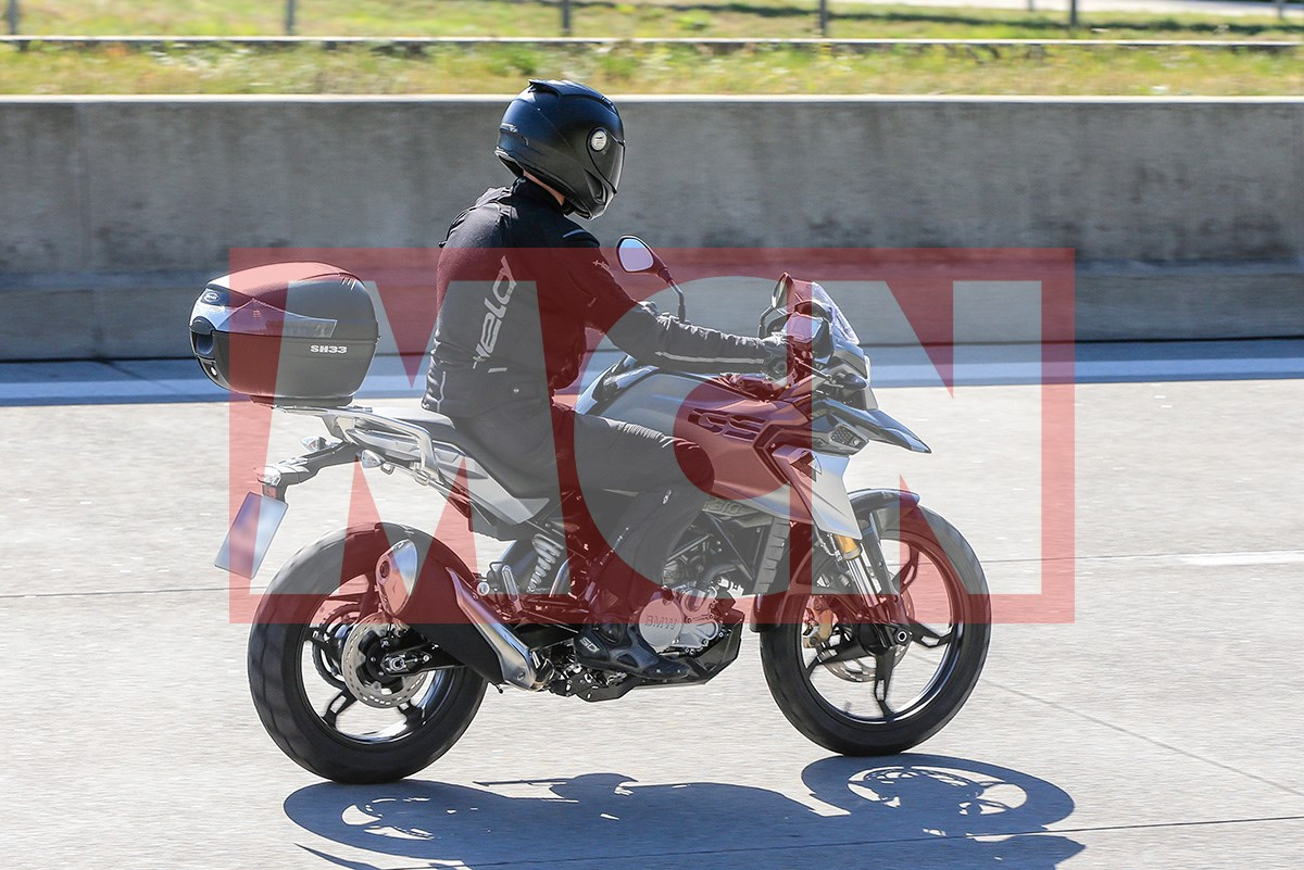 New BMW G310 GS revealed | MCN Bmw G Gs on