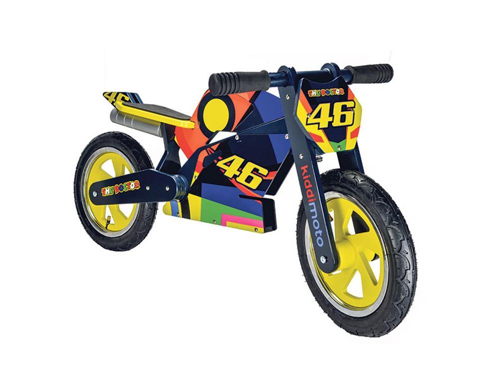 Kiddimoto Valentino Rossi Balance Bike 139 99 Mcn