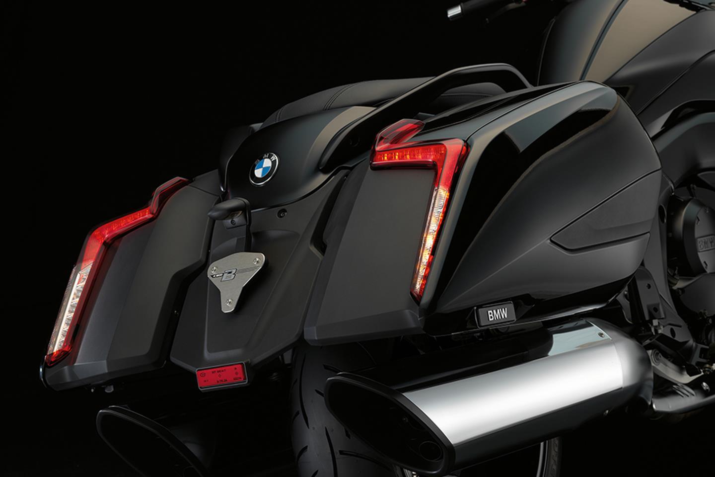 bmw reveal new k1600b bagger
