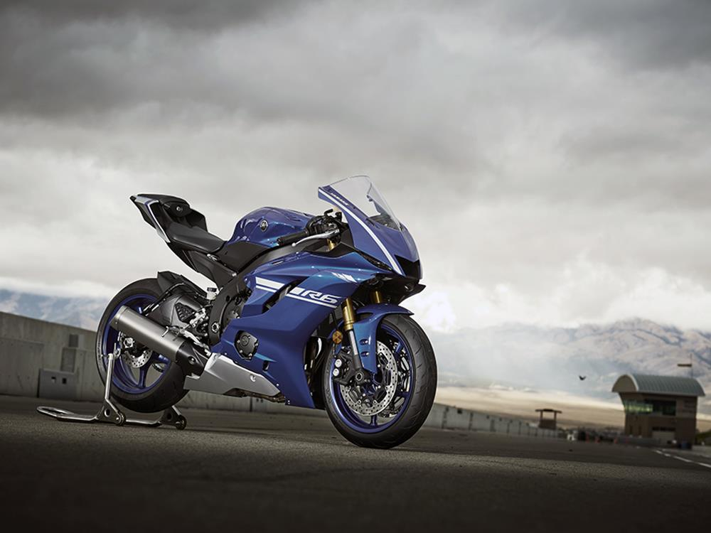 Video Yamaha Reveal Radical New YZF R6 For 2017