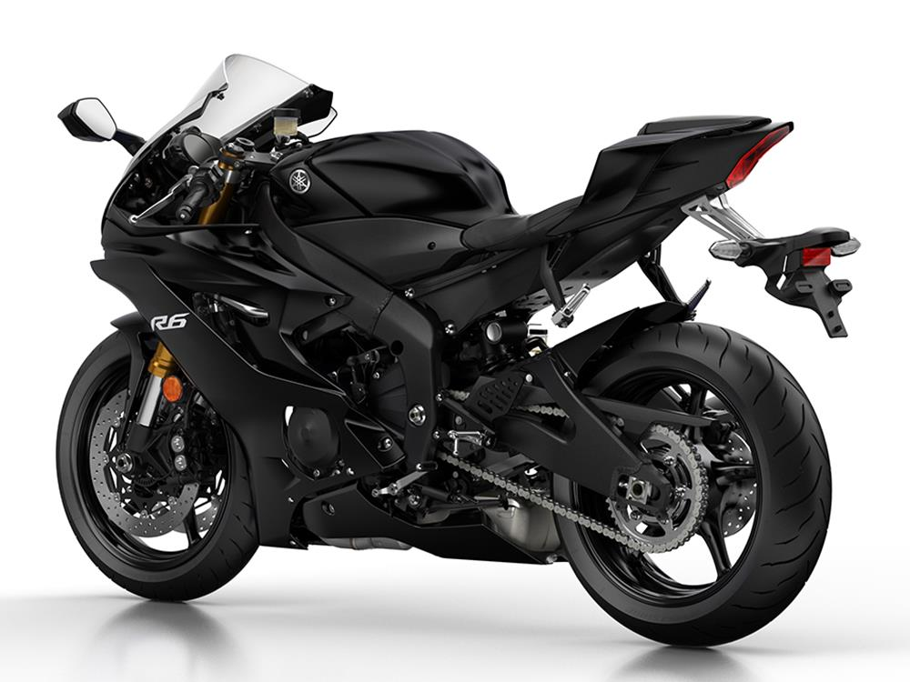 Video Yamaha Reveal Radical New YZF R6