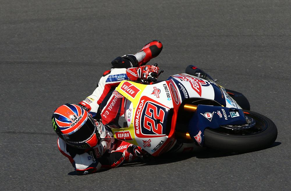 Moto2: \'Surprise\' crash brings Lowes\' title hopes to an end | MCN
