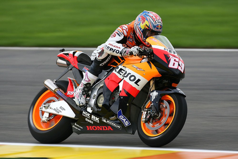 Motogp Nicky Hayden Back On Repsol Honda As Pedrosa Replacement Mcn