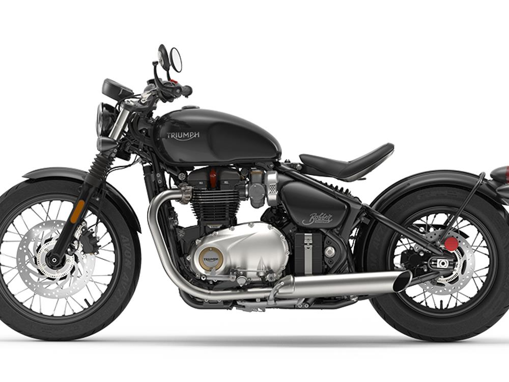 triumph reveal stunning bonneville bobber for 2017 | mcn