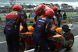 MotoGP: Honda debut flag-to-flag helmets