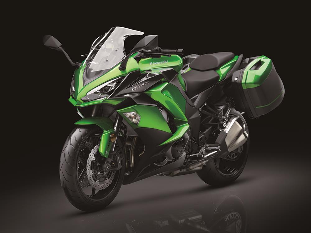 First Ride 2017 Kawasaki Z1000sx