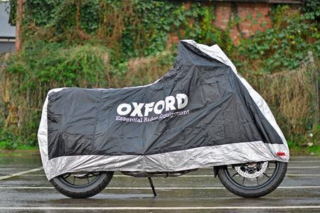 Pozostałe Oxford Rainex Deluxe Rain & Dust M Cover Tourers & Heavyweights Kufry i bagaż