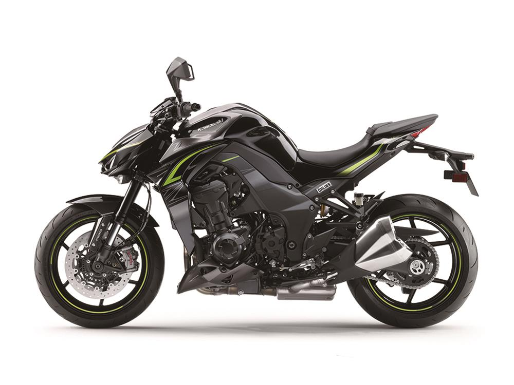 Kawasaki reveal new Z1000 R Edition for 2017 | MCN