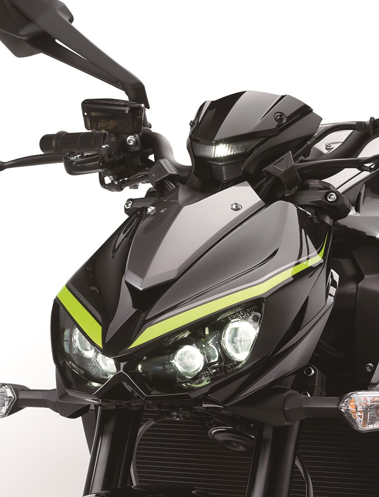 Kawasaki Reveal New Z1000 R Edition For 2017