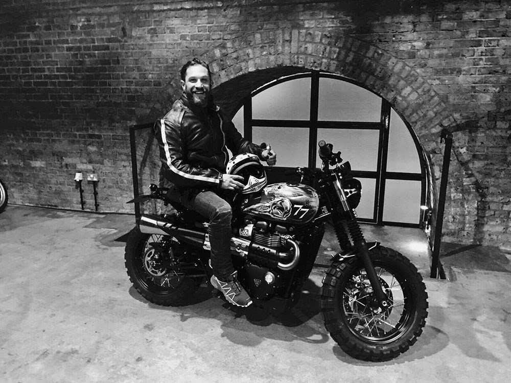 Famous Faces And Their Motorbikes Mcn