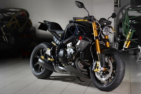 The new Ariel Ace R – 201bhp but with a big price tag
