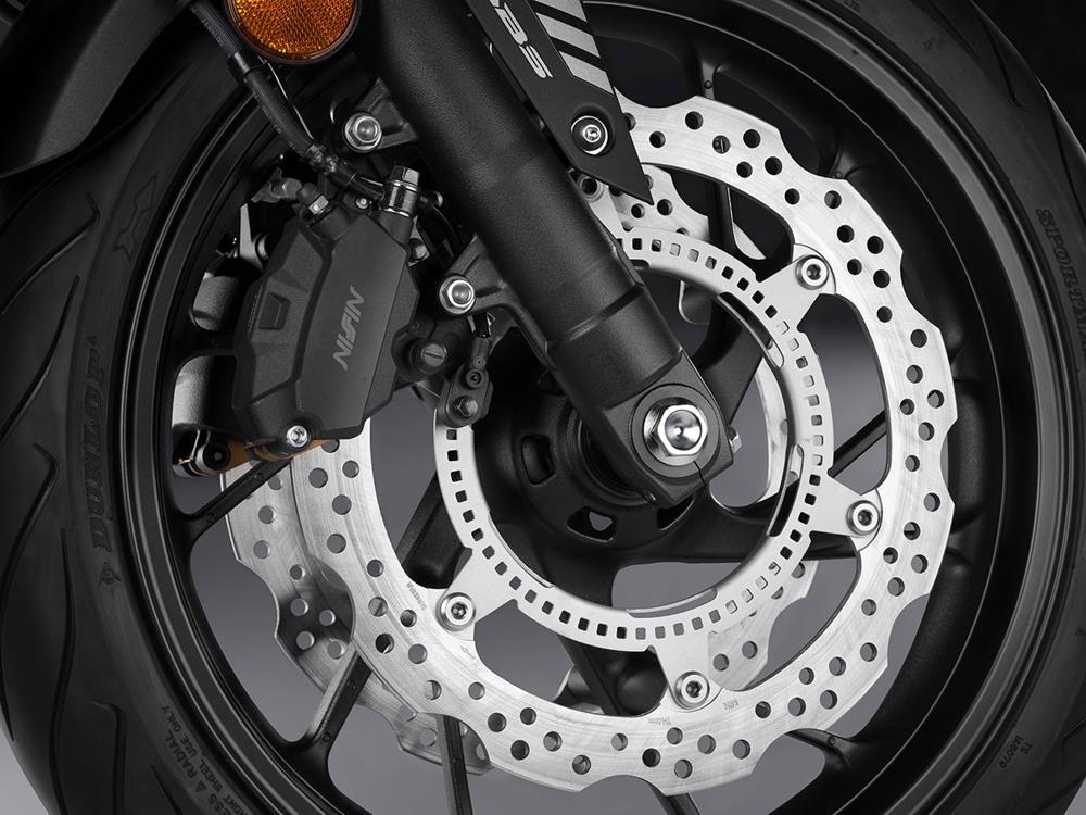 MILAN SHOW: Honda CBR650F & CB650F