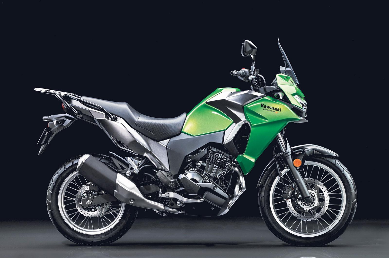 Honda Dual Sport 250 >> MILAN SHOW: Kawasaki Versys-X 300 | MCN