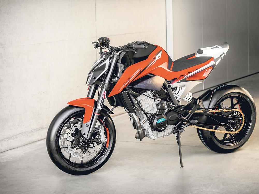 2018 ktm 690 duke. perfect ktm milan show ktm 790 duke prototype  inside 2018 ktm 690 duke e