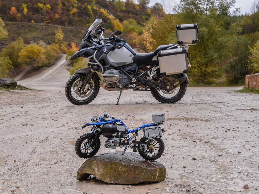 bmw get toy-tastic with new lego gs | mcn