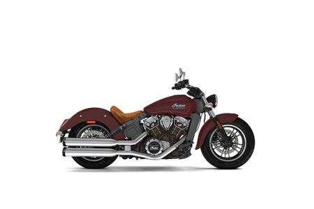 Milan Show Indian Scout Sixty Gets A2 Licence Restrictor Kit