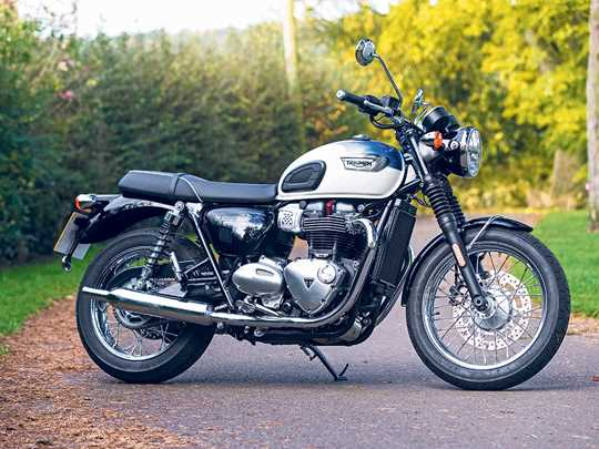 Triumph Bonneville T100 2019 For Sale Ref 3564484