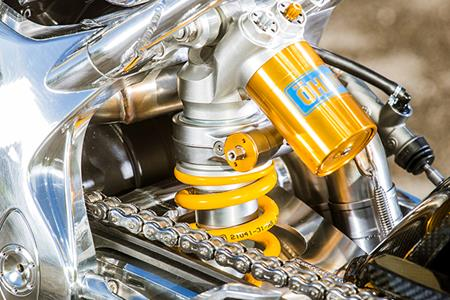 World Exclusive: New Norton V4 RR – in detail