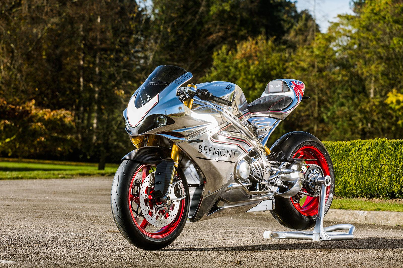 Bikes for sale: Norton naughtiness | MCN