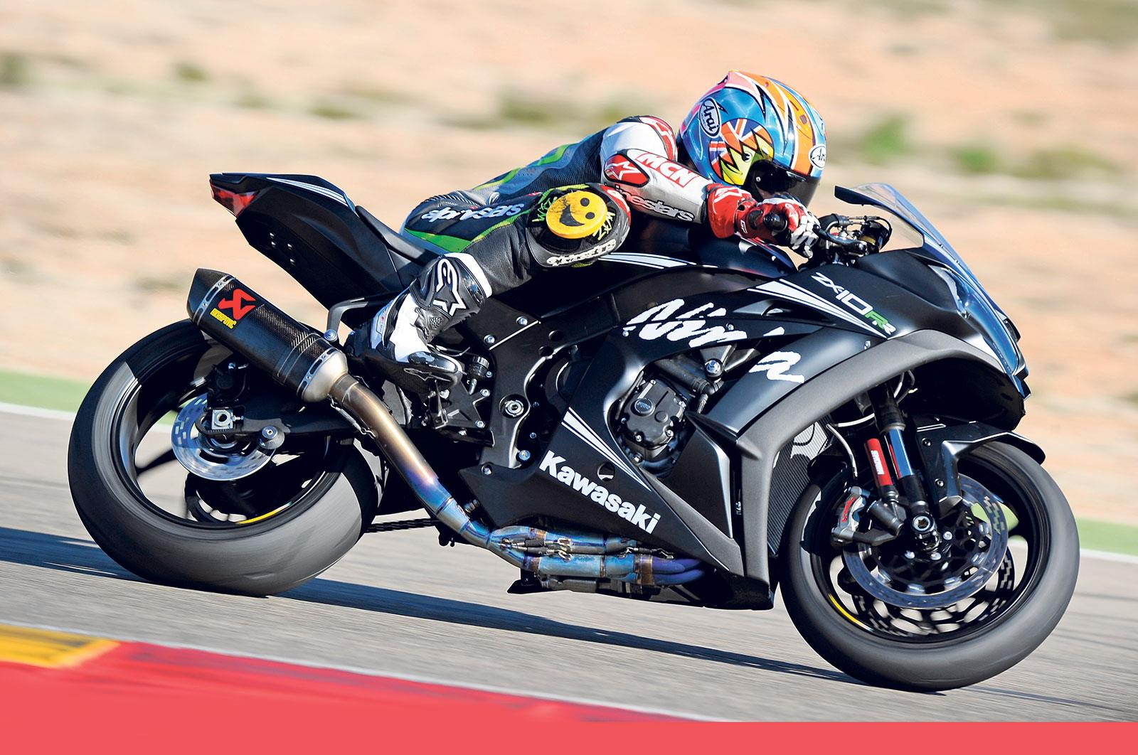 First ride: Kawasaki ZX-10RR | MCN