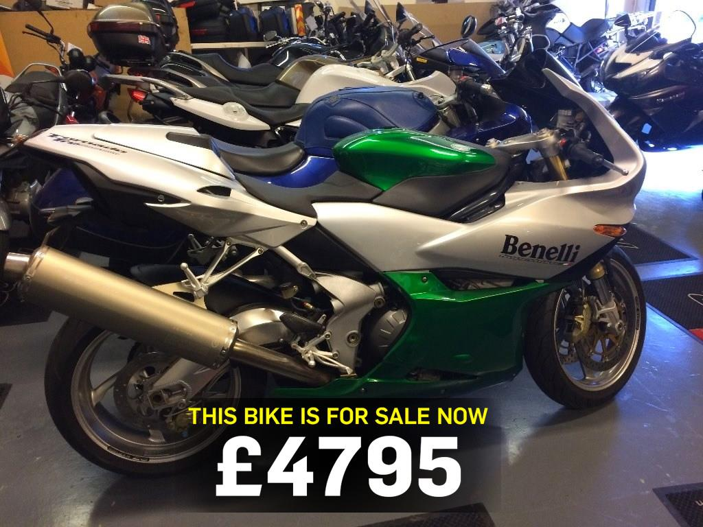 Bike Of The Day Benelli Tornado Rs Mcn