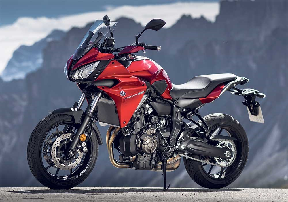 Yamaha Tracer 700 2016 2019 Review Specs Prices Mcn