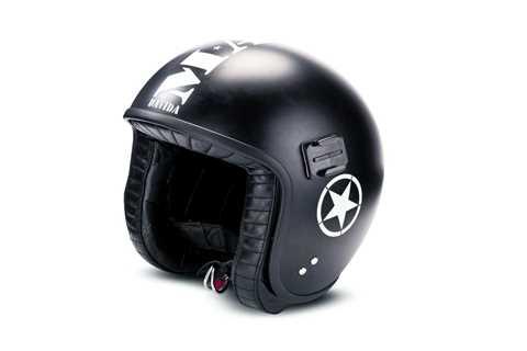 helmets mcn. Black Bedroom Furniture Sets. Home Design Ideas