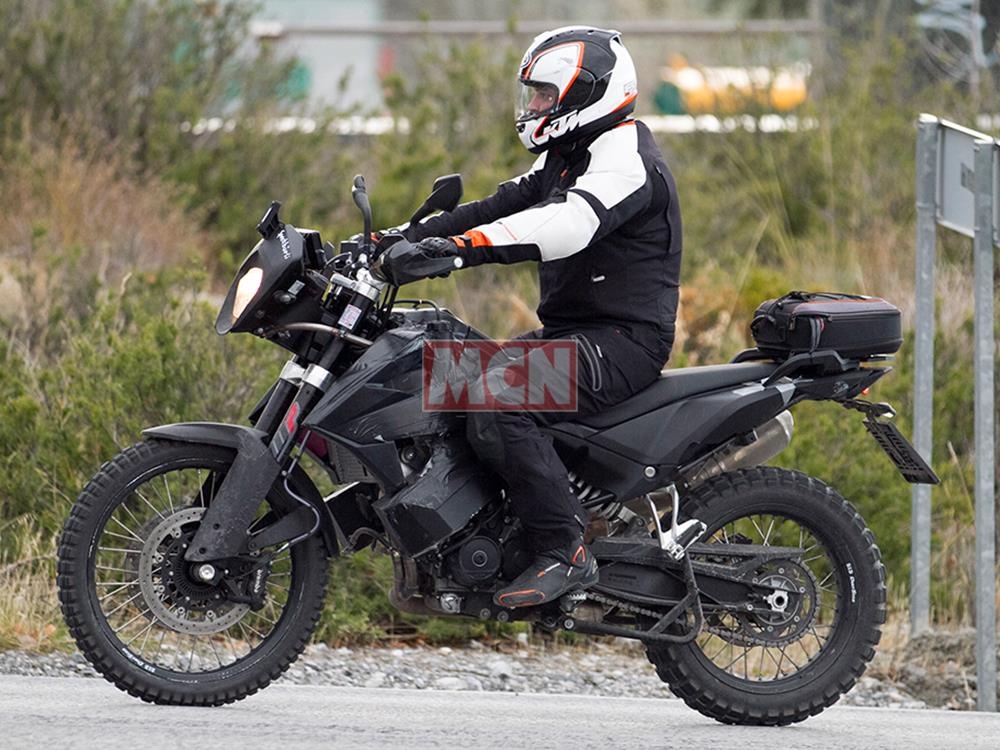 2018 ktm adventure bikes. delighful 2018 ktmu0027s secret 790 adventure spied  with 2018 ktm adventure bikes