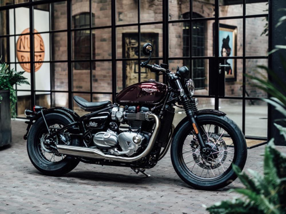 triumph bonneville bobber: price and inspiration kits announced | mcn