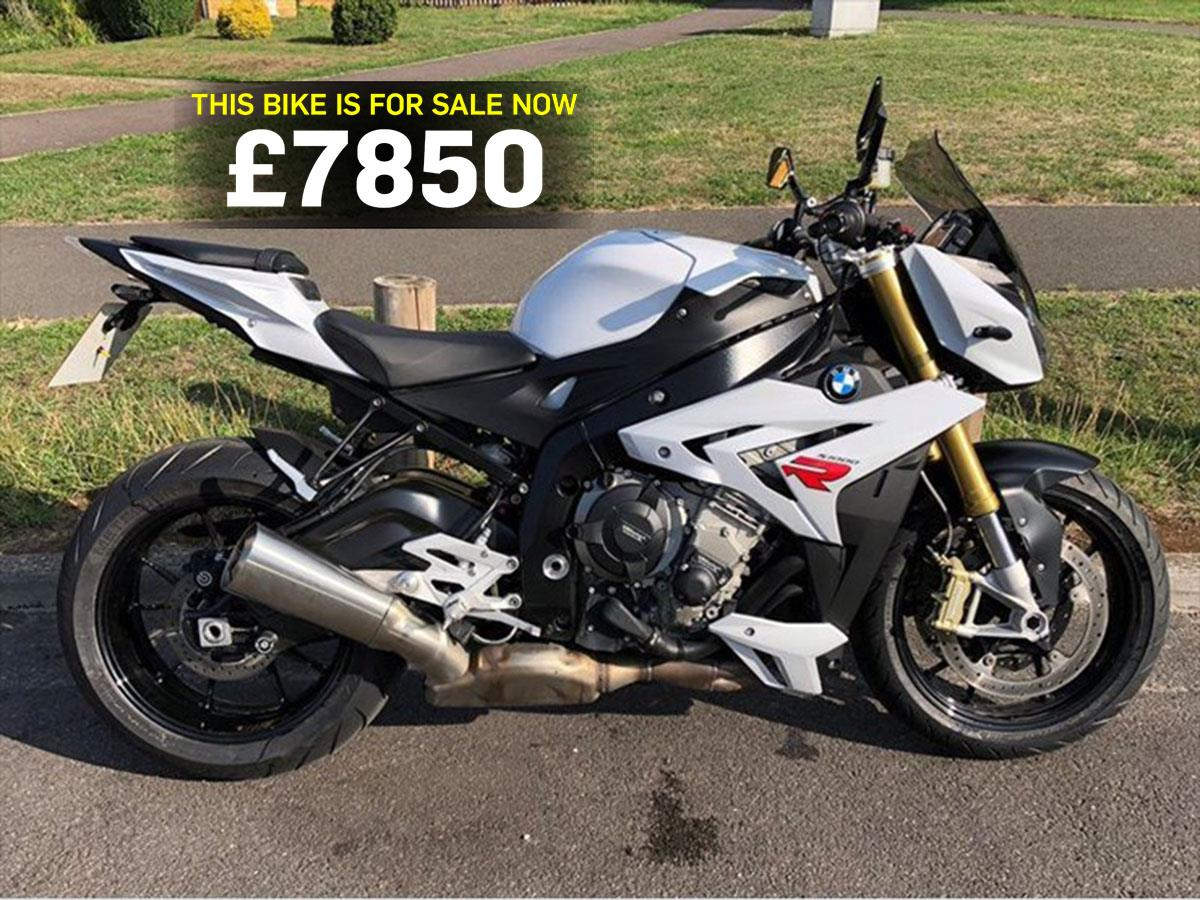 Bike Of The Day Bmw S1000r Mcn